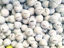 Flawless! Mint AAAAA! 5 DOZEN mixed used GOLF BALLS