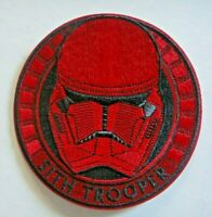 Star Wars Sith Trooper Embroidered Patch -NEW