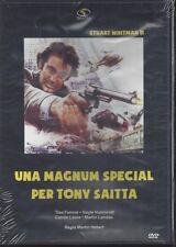Dvd **UNA MAGNUM SPECIAL PER TONY SAITTA** nuovo 1976