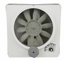 Heng's 90046-CR VORTEX II MULTI SPEED RV Camper replacement fan upgrade 12V