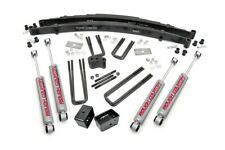 """Rough Country 4.0"""" Suspension Lift Kit for Dodge W100/W200/W300 4WD 310.20"""