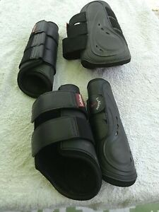 LeMieux eventing Brushing Boots