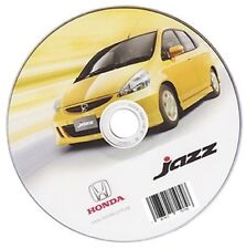Honda Jazz - Fit MY 2009 manuale officina workshop manual