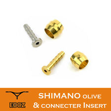 SM-BH90 BH59 Olive and Connecter Insert for Shimano Hydraulic Brake Hose