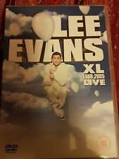 Lee Evans ~ XL Tour 2005 Live