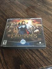 Lord Of The Rings Return Of The King PC CD PC3