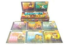 Broadway 8-CD Box Set - 154 Original Recordings - 8 Great Musicals