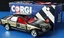 CORGI HOMEFIRE FORD SIERRA 2.3 GHIA. MINT BOXED. UK DISPATCH