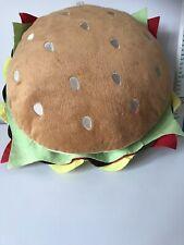 Scooby Doo Hamburger Burger Soft Toy Plush