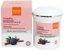 VLCC Snigdha Skin Whitening Day Cream With SPF 25 For Skin Care - 50 Gram
