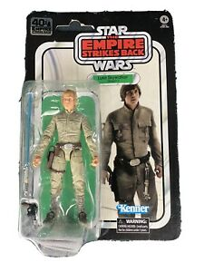 Star Wars Empire Strikes Back ESB 40th Black Series Luke Skywalker Bespin Figure