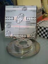 Dischi freno sportivi baffati Ferodo Racing Fiat Punto 2/II° serie dal '99