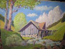 RASP Gottfried, *XX.Jhd. TOPP   Berghof in Pinzgau