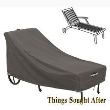 COVER for PATIO CHAISE LOUNGE CHAIR Outdoor Furniture Storage Deck Pool RAVENNA