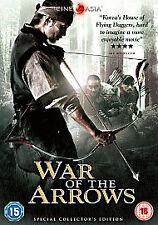 WAR OF THE ARROWS - NEW (D20)  {DVD}