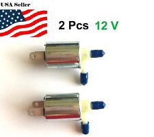 2Pcs small Mini DC12V Air Gas water Solenoid valve Discouraged  Normally closed