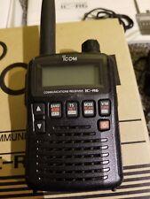 ICOM IC-R6 Scanner / neuwertiger Zustand / OVP / inkl. Zubehör