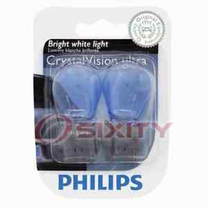 Philips Front Turn Signal Light Bulb for Nissan Quest 1993-1997 Electrical kc