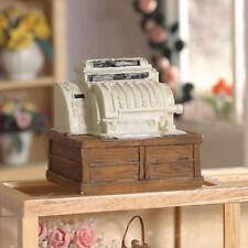 Victorian Shop Till, Dolls House Miniature, Cash Register Olden Style.