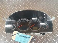 FORD ESCAPE INSTRUMENT CLUSTER ZC-ZD, 04/06-01/12