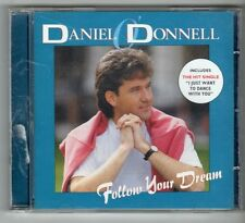 (GX810) Daniel O'Donnell, Follow Your Dream - 1992 CD