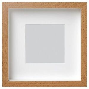 IKEA Ribba Photo Frame Picture Wallmount Art Decor Display Box 3D Deep 23x23cm