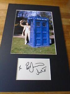 Peter Davison Dr Who Genuine Signed Authentic Autograph - UACC / AFTAL.