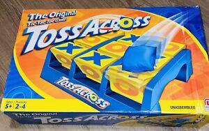 Toss Across Tic Tac Toe Game Fun Kids-NEW NIB-Lawn Game