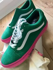 Vans Old Skool Pro Syndicate Golf Wang Green/Pink