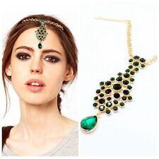 Women Girl Fashion Folk customs Head Chain Jewelry Headband Hair Accessories