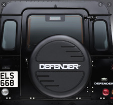 LAND ROVER DEFENDER SPARE WHEEL COVER GENUINE LAND ROVER STC7889