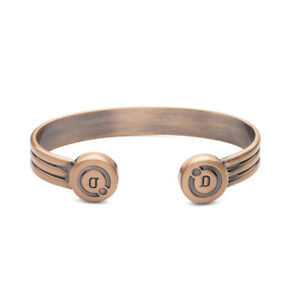 Bioflow Magnetic Therapy Duo Copper Bangle - From Bioflow Direct