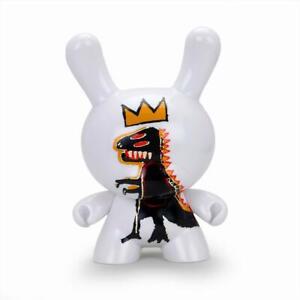 "KidRobot X Jean-Michel Basquiat Masterpiece PEZ DISPENSER 8"" Dunny KR-16009"