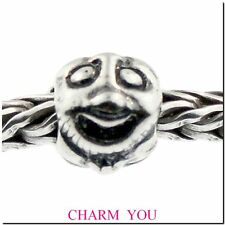 AUTHENTIC TROLLBEADS 11105 FACES STERLING SILVER