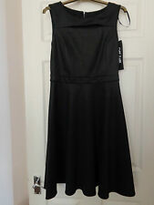 Black Dress Size 10 With Tags
