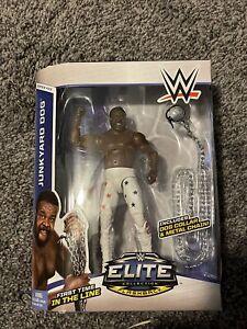 WWE JUNKYARD DOG ELITE 33 WRESTLING FIGURE WWF FLASHBACK JYD FIRST IN LINE!