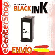 Cartucho Tinta Negra / Negro HP 350XL Reman HP Photosmart D5360