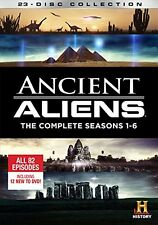 Ancient Aliens Seasons 1-6 New DVD! Ships Fast!