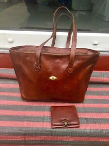 The Bridge Handbag And Lovely Wallet. RRP £345