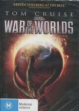 WAR OF THE WORLDS - Tom Cruise, Dakota Fanning, Tim Robbins  on DVD