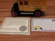 1924 Chevy Series H 1Ton Truck, National Motor Museum Mint DieCast MFG# SS-C5130