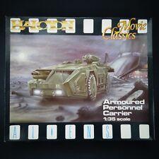 RARE Vintage Halcyon Halo 1 Aliens APC Armoured Personnel Carrier Model Kit