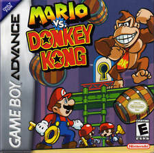 Mario Vs. Donkey Kong GBA Great Condition Fast Shipping