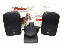 Recoton W440 Wireless Deluxe Stereo Speaker System - Tested!