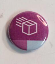 Purple Pin Button Box eBay Open 2017 In Las Vegas Conference Swag eBayana