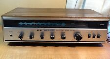 RARE VINTAGE AKAI AM/FM STEREO RECEIVER MODEL AA-6200 WORKS GREAT! MADE IN JAPAN