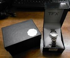 TFX Watch by Bulova Ladies Stainless Steel Limited Safeway Edition Water Resist