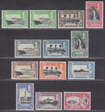 St Lucia 1936 King George V Set Mint SG113-124 cat £100