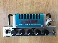 Hotone CAPTAIN SUNSET 5W Nano head guitar amp