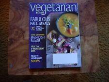 Vegetarian Times Magazine October 2013